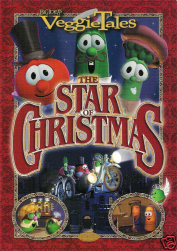 VeggieTales The Star Of Christmas DVD EBay