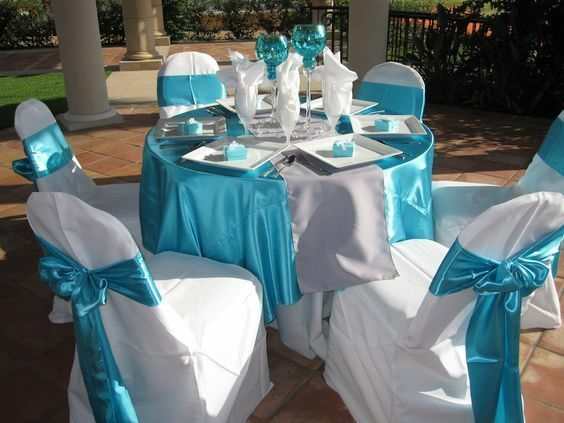 Bridal Satin Table Overlay 58 X 58 Square Tablecloth