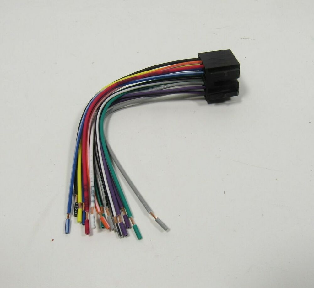 Wiring Harness Plugslect Semi Truck Tractor Radios