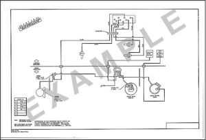 1985 Lincoln Town Car Vacuum Diagram NonEmissions AC AT