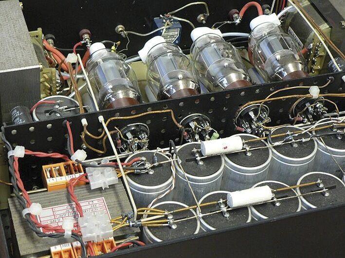 Amplitrex Tube Test Service For Ecc803s Cca We 2a3 300b