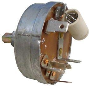 AR28401 John Deere 12V Light Switch 300 1010 1020 1520