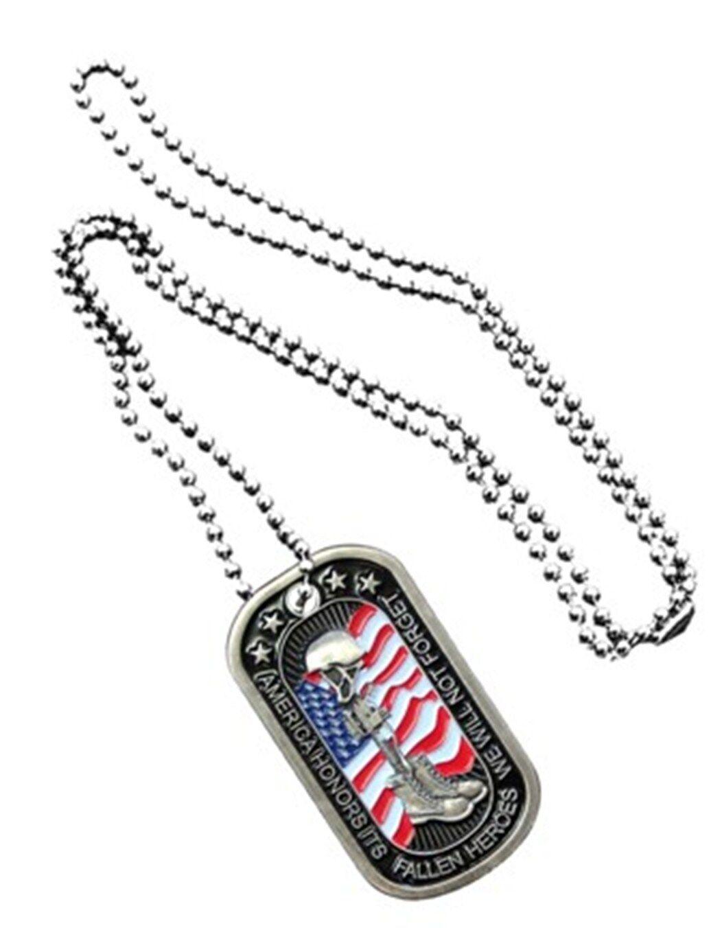 Dog Tag Or Key Chain America Honors Fallen Heros Usmc Usaf
