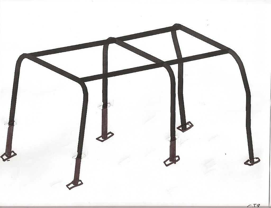 Jeep Cj5 Roll Bar