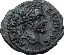 SEPTIMIUS SEVERUS 193AD Nicopolis ad Istrum  Ancient Roman Coin Aequitas i73460