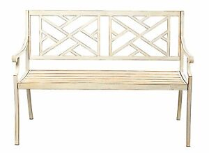 garden benches for sale in stock ebay