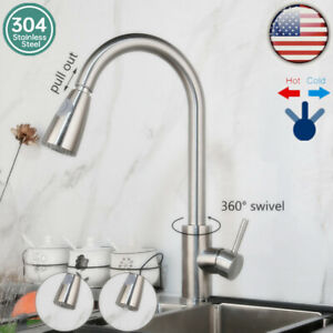 kitchen pull out laundry faucets for