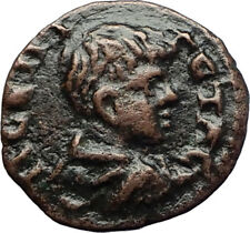 GETA Authentic Ancient Genuine Marcianopolis Original Roman Coin w EAGLE i71134