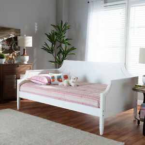 white cottage beds bed frames for