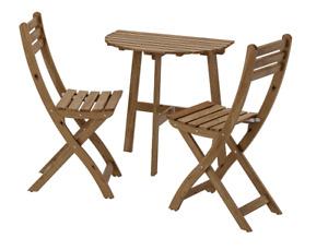 Comodità e praticità, le sedie da giardino di questa sezione saranno in grado di soddisfare le vostre esigenze di comfort e salvaguardia dello spazio occupato. Set Di Tavoli E Sedie Da Esterno Ikea Acquisti Online Su Ebay