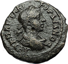 GORDIAN III 238AD Ancient Odessos Thrace Roman Coin GREAT GOD DERZELAS i71080