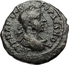 GORDIAN III 238AD Ancient Odessos Thrace Roman Coin GREAT GOD DERZELAS i71080