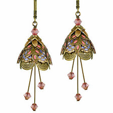 Flower Fairy Italian Courtsean Earrings By No Monet Free Shipping Hp10b9