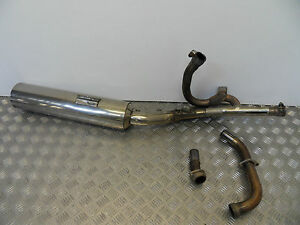 sv650 full exhaust products for sale ebay