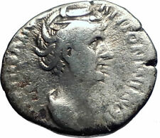 FAUSTINA I Antoninus Pius wife 148AD Ancient Silver Roman Coin Harmony i77320