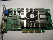 NVIDIA AGP Computer Graphics Cards   eBay Winfast Titanium 200 vga video card  WORKING 100