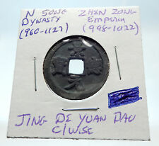 998AD CHINESE Northern Song Dynasty Antique ZHEN ZONG Cash Coin of CHINA i75377