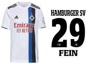 fussball trikots von adidas sv hamburg