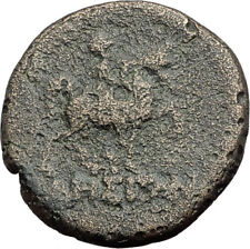 ODESSOS in THRACE 270BC Ancient Greek Coin GREAT GOD Derzelas on HORSE i64576