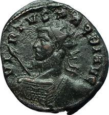 PROBUS Very Rare VIRTVS PROBI Authentic Ancient 276AD Roman Coin w VIRTUS i66585