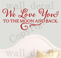 Download We Loved You Before We Met You Quote Vinyl Wall Decal ...