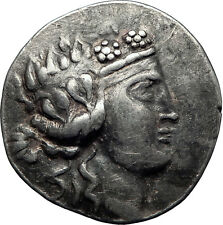 THASOS Thrace 148BC Authentic Ancient LARGE Silver Greek Tetradrachm Coin i70107