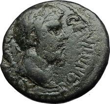 SEPTIMIUS SEVERUS 193AD Marcianopolis Authentic Ancient Roman Coin TYCHE i71293
