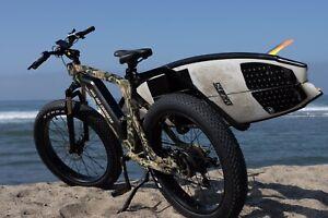 surfboard bike rack ebay