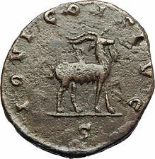 GALLIENUS son of Valerian I 267AD Authentic Ancient Roman Coin GOAT i77193
