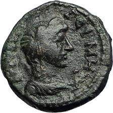 GERME in MYSIA 100AD Pseudo-Autonomous Ancient Greek Coin w Roman Senate i71180