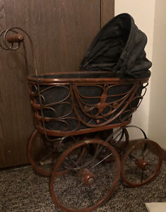 vintage baby stroller for sale ebay
