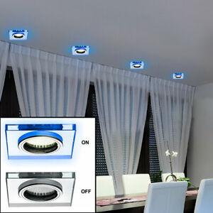 spot led bleu dans autres luminaires