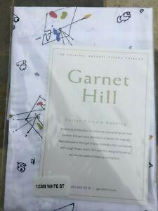 garnet hill pillow shams for sale in