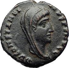 Divus Saint CONSTANTINE I the GREAT 347AD Authentic Ancient Roman Coin i70715