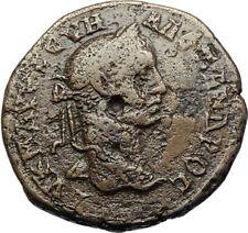SEVERUS ALEXANDER Authentic Ancient Marcianopolis Roman Coin w HOMONOIA i71022