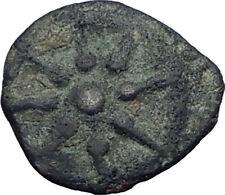 ALEXANDER JANNAEUS Biblical Jerusalem Jesus Widow's Mite Greek Bible Coin i64180