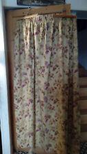 rideaux fleuris en vente ebay