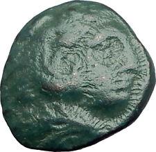 ALEXANDER III the GREAT 336BC Macedonia Ancient Greek Coin HERCULES CLUB i64565