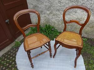 chaise bois ancienne dans chaises et