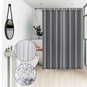 La tenda doccia in tessuto idrorepellente è un accessorio per il bagno in grado di trasformare la tua vasca da bagno. Tende Da Doccia In Tessuto Acquisti Online Su Ebay