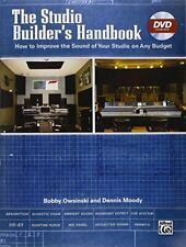 The Studio Builder's Handbook: How to Improve the Sound of Your Studio on Any Building
