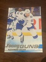 2019/20 Upper Deck Series 2 Young Guns 488 Alexander ...