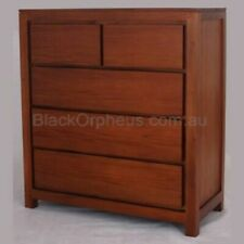 brown dressers and chests of drawers