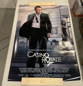 casino royale poster products for sale