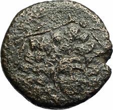 Sinopein Paphlagonia - Mithradates VI the Great - Gorgon Nike Greek Coin i71682
