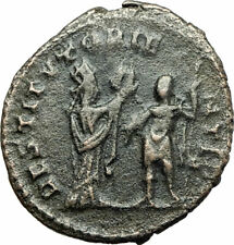 VALERIAN I father of Gallienus  253AD Genuine Ancient Roman Coin Orient i75854