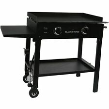Cast Iron Propane BBQs  Grills   Smokers with Warming Racks   eBay Cast Iron Propane BBQs  Grills   Smokers Side Burners