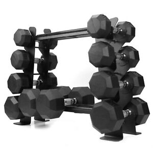 dumbbell rack for sale in stock ebay