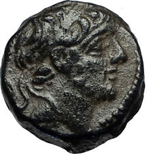 ANTICHOS IX Kyzikenos Authentic Ancient Seleukid Greek Coin Thunderbolt i67073