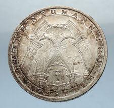 1978 GERMANY Silver 5 Mark Coin Balthasar Neumann CHURCH Vierzehnheiligen i66834